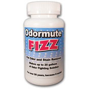 Odormute Fizz! 20/Bottle - Makes 20 Gallons