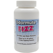 Odormute Fizz! 100/Bottle - Makes 100 Gallons