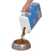 "Buddeez 8qt ""Bag - In"" Pet Food Dispenser -Holds Up To 8lbs-"