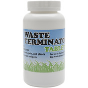 Doggie Dooley Waste Terminator Tablets 100/Bottle-