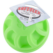"Soft Flex Swirl Ball 4""-Green"