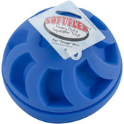 "Soft Flex Swirl Ball 5.5""-Blue"