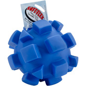 "Soft Flex Bumpy Ball 7""-Blue"