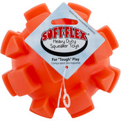"Soft Flex Bumpy Ball 5.5""-Orange"