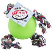 Green Soft Flex Tuggy Ball - Hueter Toledo