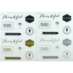 Fundamentals Sentiments Stickers - Sentiments