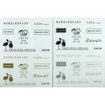 Fundamentals Sentiments Stickers - Baby