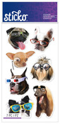Funny Dogs Classic Sticko Stickers