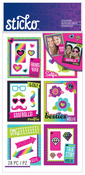 Selfie Photo Frames Classic Sticko Stickers