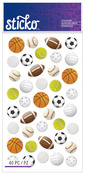 Sports Balls Classic Sticko Stickers