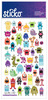 Mini Monsters Classic Sticko Stickers