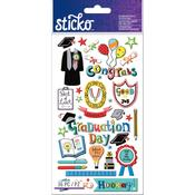 Graduation Sticko Plus Stickers
