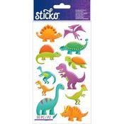 Dinosaurs Sticko Plus Stickers
