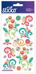 Bright Flourishes Classic Sticko Stickers