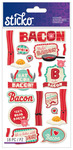 Bacon Classic Sticko Stickers