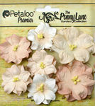 Antique Mauve Mini Wild Roses - The Penny Lane - Petaloo