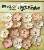 Antique Mauve Forget Me Nots - The Penny Lane - Petaloo