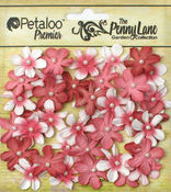 Antique Red Mini Daisy Petites - Penny Lane - Petaloo