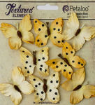Teastained Yellow Butterflies - Darjeeling - Petaloo