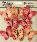 Teastained Spice Butterflies - Darjeeling - Petaloo