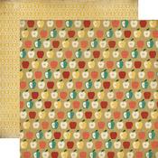 Apples Paper - Fall Blessings - Carta Bella