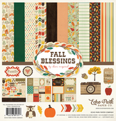 Fall Blessings Collection Kit - Carta Bella