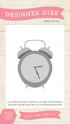 Alarm Clock Die Set - Echo Park
