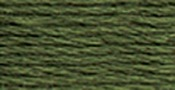 Fern Green Dark - DMC 6-Strand Embroidery Cotton 100g Cone