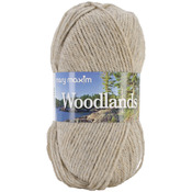 Beige Heather - Woodlands Yarn