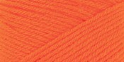 Tangerine - Red Heart Classic Yarn