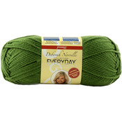 Deborah Norville Collection Everyday Solid Yarn - Christmas Green
