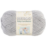 Soft Grey - Baby Coordinates Yarn - Solids