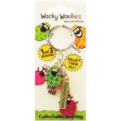 Wacky Woollies Key Chain