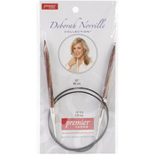 "Deborah Norville Fixed Circular Knitting Needles 32""-Size 10.5/6.5mm"