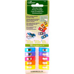 Assorted Colors 10/Pkg - Wonder Clips