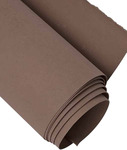 "Chocolate - Kraft-Tex Kraft Paper Fabric 18""X54"""