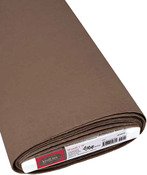 "Chocolate - Kraft-Tex Kraft Paper Fabric 19""X10yd"