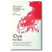 Fire Red - Jacquard iDye Fabric Dye 14g