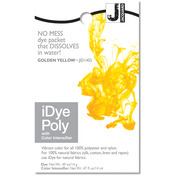 Golden Yellow - Jacquard iDye Fabric Dye 14g