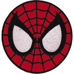 "Spiderman Mask 3"" - Spiderman Patch"