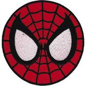 "Spiderman Mask 3"" - Spiderman Patch"