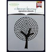 "Donna Downey Signature Stencils 8.5""X8.5""-Nesting"