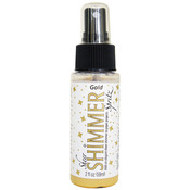 Gold - Sheer Shimmer Spritz Spray 2oz