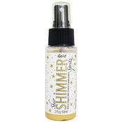 Gold - Sheer Shimmer Spritz Spray 2oz