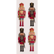 Classic Nutcrackers - Little B Mini Stickers