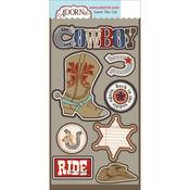 Yeehaw Laser Die - Cuts - Cowboy