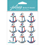 Jolee's Boutique Dimensional Stickers - Anchors