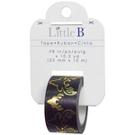 Bucks Gold Foil Tape - Little B
