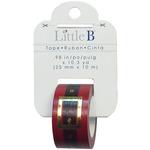 Santa Belt Foil Tape - Little B