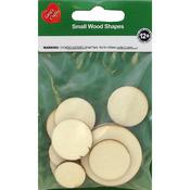Circles - Assorted Wood Shapes
